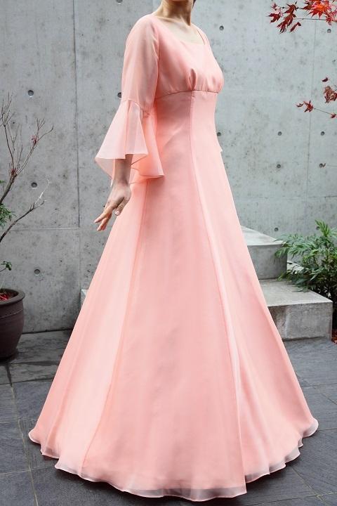 ドレス(ピンク)