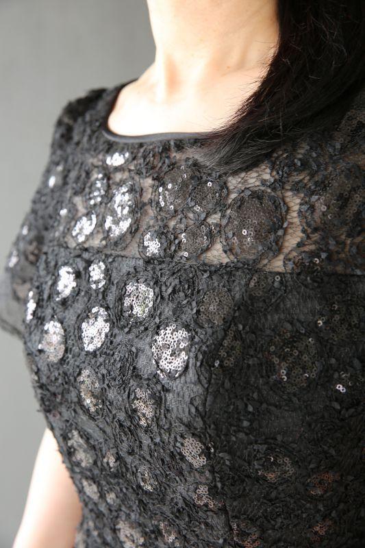 ドレス写真(後上半身)
