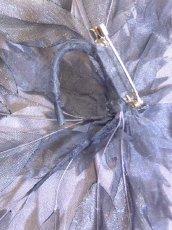 画像7: 枝葉付きフラワーコサージュ (7)
