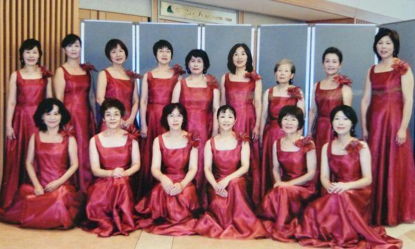 コーロ・マコ様ドレス写真