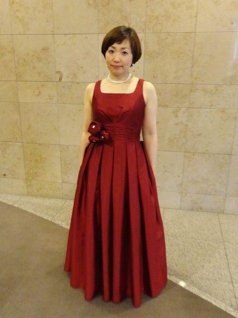 S・I様ドレス写真(クリックで拡大)