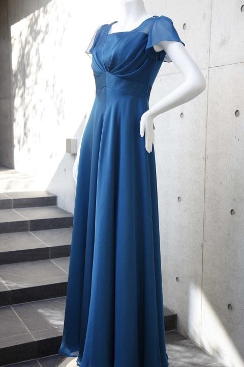 ドレス(ブルー)
