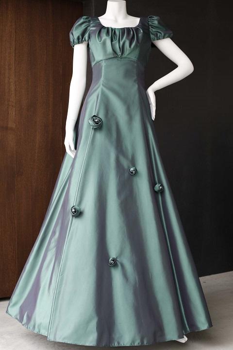 ドレス(グリーン)