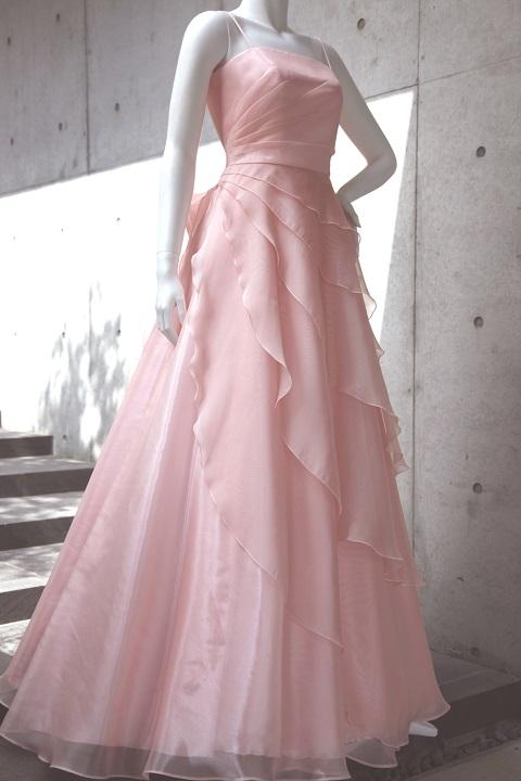 ドレス(ベビーピンク)