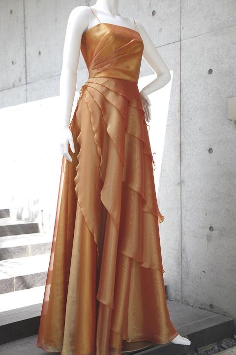 ドレス(シャンパンゴールド)