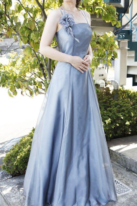 ドレス(グレー)