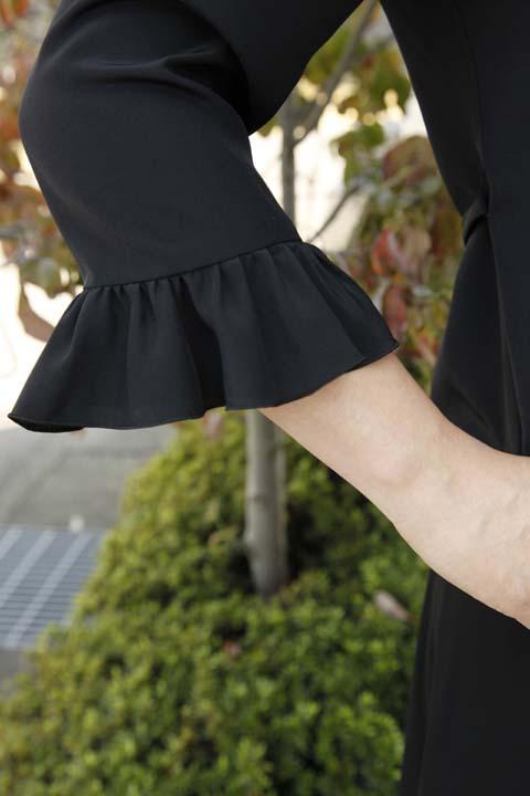 ブラウス&スカート