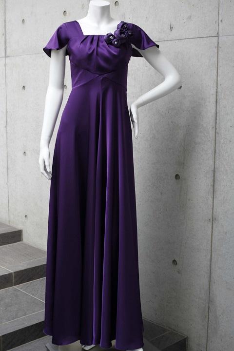 ドレス(パープル)