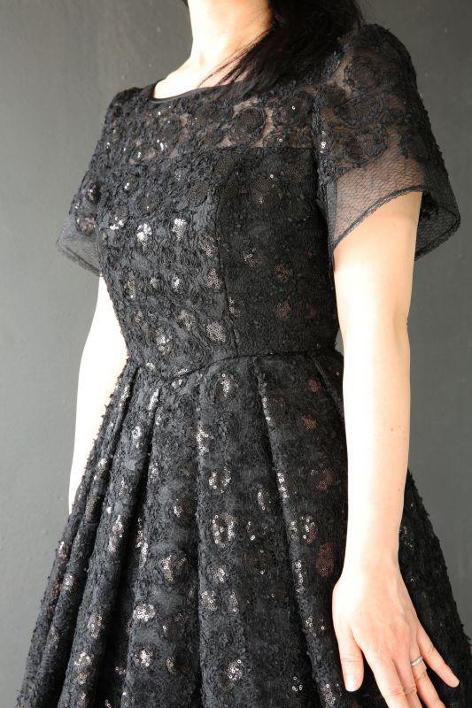 ドレス写真(ウエストタック)