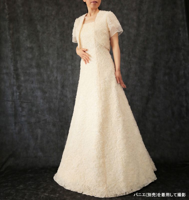 ドレス(オフホワイト)